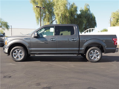 2018 F-150 Crew Cab, Pickup #FJ255 - photo 4