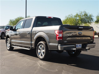 2018 F-150 Crew Cab, Pickup #FJ255 - photo 2