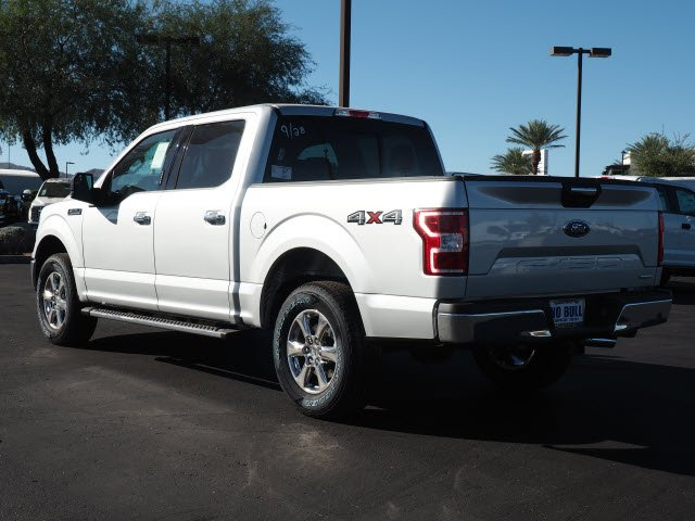 2018 F-150 Crew Cab 4x4 Pickup #FJ266 - photo 2