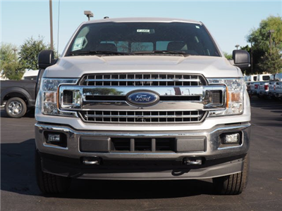2018 F-150 Crew Cab 4x4 Pickup #FJ266 - photo 3