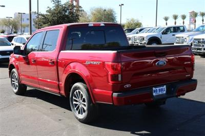 2018 F-150 SuperCrew Cab 4x2,  Pickup #FJ2863 - photo 2