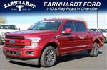2018 F-150 SuperCrew Cab 4x2,  Pickup #FJ2863 - photo 1