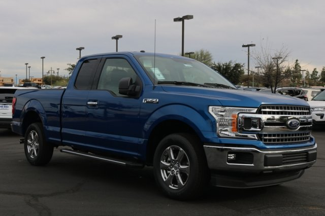 2018 F-150 Super Cab 4x2,  Pickup #FJ3036 - photo 4