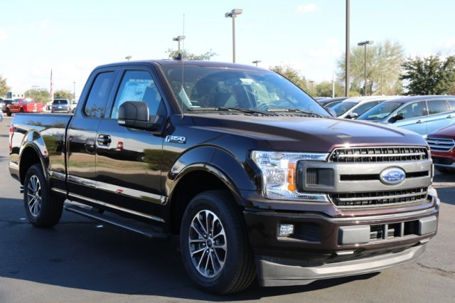 2018 F-150 Super Cab 4x2,  Pickup #FJ3074 - photo 4