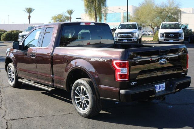 2018 F-150 Super Cab 4x2,  Pickup #FJ3074 - photo 2