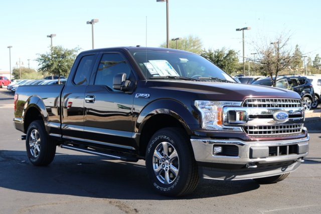 2018 F-150 Super Cab 4x4,  Pickup #FJ3095 - photo 4