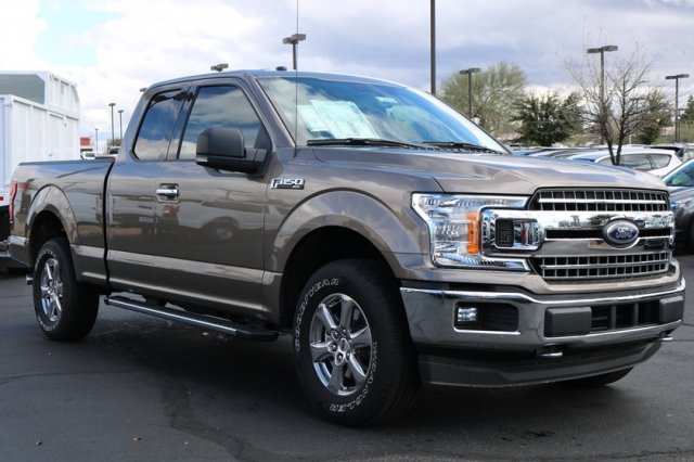 2018 F-150 Super Cab 4x4,  Pickup #FJ3199 - photo 4