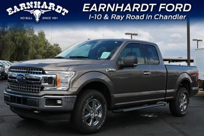 2018 F-150 Super Cab 4x4,  Pickup #FJ3199 - photo 1