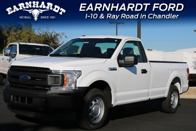 2018 F-150 Regular Cab 4x2,  Pickup #FJ3225 - photo 1