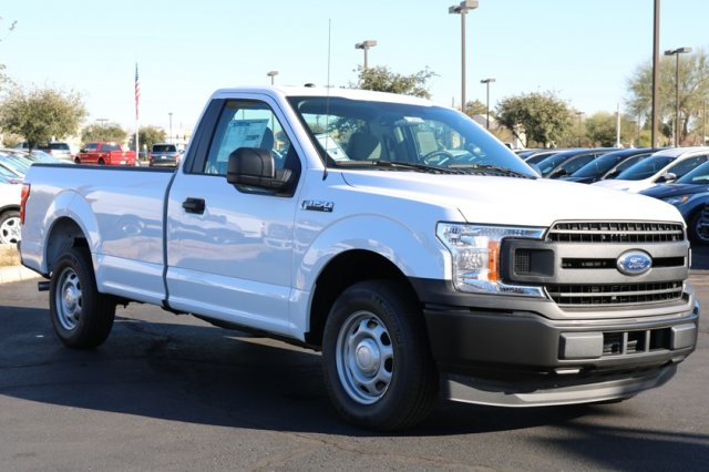 2018 F-150 Regular Cab 4x2,  Pickup #FJ3225 - photo 4