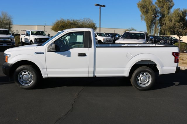 2018 F-150 Regular Cab 4x2,  Pickup #FJ3225 - photo 8