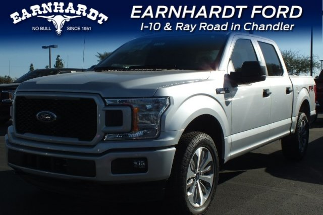 2018 F-150 Crew Cab 4x4 Pickup #FJ363 - photo 1