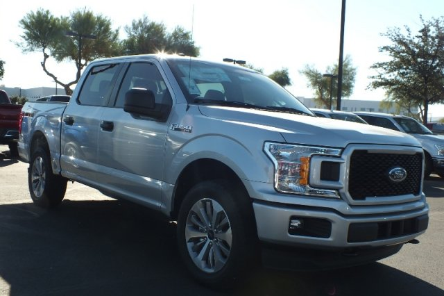 2018 F-150 Crew Cab 4x4 Pickup #FJ363 - photo 4