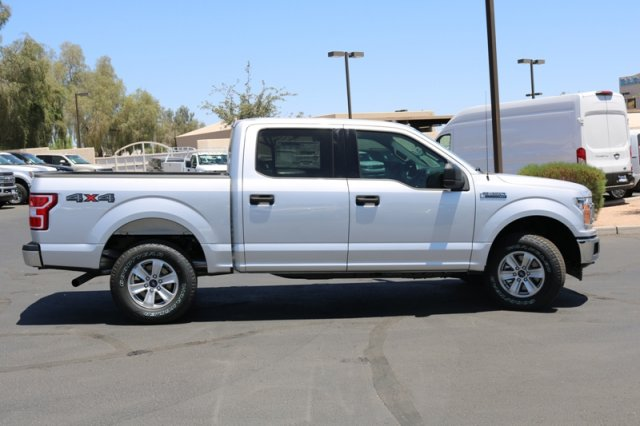 2018 F-150 SuperCrew Cab 4x4,  Pickup #FJ500 - photo 4