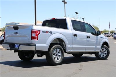 2018 F-150 SuperCrew Cab 4x4,  Pickup #FJ500 - photo 2