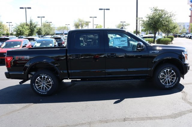 2019 F-150 SuperCrew Cab 4x4, Pickup #FK1074 - photo 5