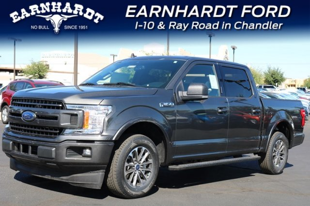 2019 F-150 SuperCrew Cab 4x2,  Pickup #FK1115 - photo 1