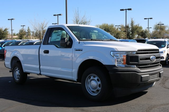 2019 F-150 Regular Cab 4x2,  Pickup #FK1209 - photo 4