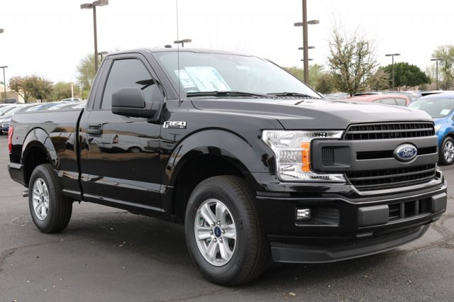 2019 F-150 Regular Cab 4x4,  Pickup #FK1291 - photo 4