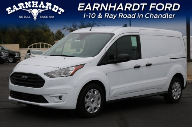 2019 Transit Connect 4x2,  Empty Cargo Van #FK1313 - photo 1