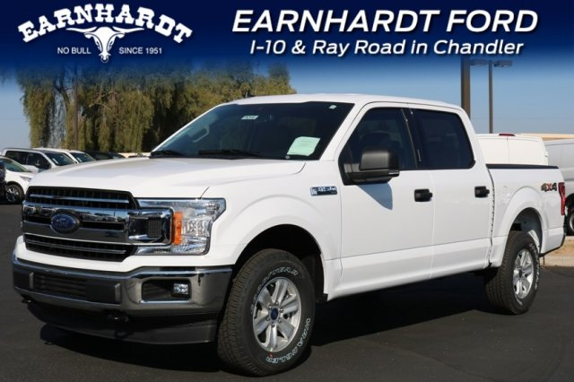 2019 F-150 SuperCrew Cab 4x4,  Pickup #FK1332 - photo 1