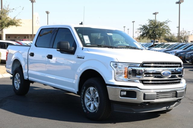 2019 F-150 SuperCrew Cab 4x4,  Pickup #FK1332 - photo 4