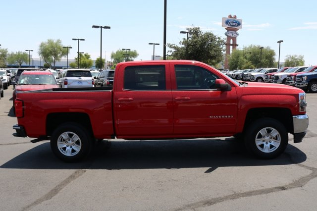 2017 Silverado 1500 Crew Cab 4x2,  Pickup #FK1468A - photo 5