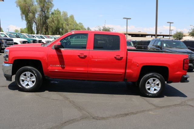 2017 Silverado 1500 Crew Cab 4x2,  Pickup #FK1468A - photo 8