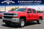 2017 Silverado 1500 Crew Cab 4x2,  Pickup #FK1468A - photo 1