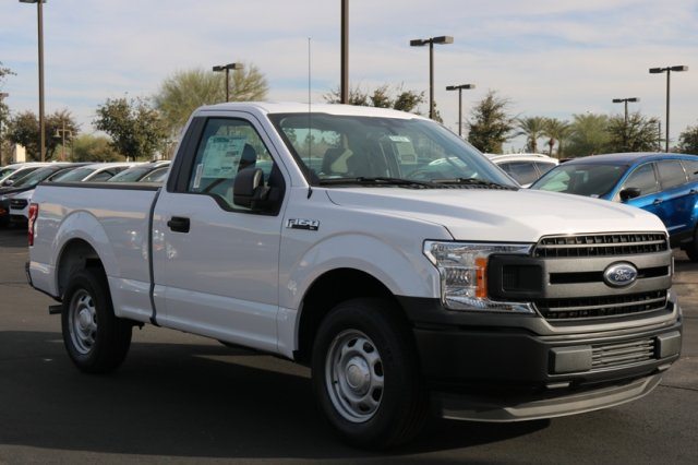 2019 F-150 Regular Cab 4x2,  Pickup #FK1542 - photo 4