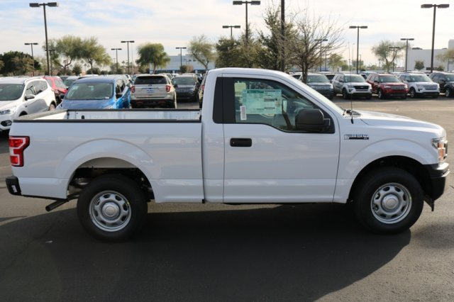 2019 F-150 Regular Cab 4x2,  Pickup #FK1542 - photo 5