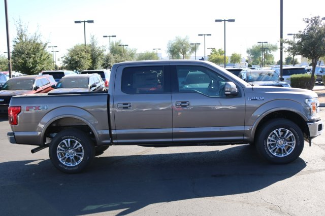 2019 F-150 SuperCrew Cab 4x4, Pickup #FK1567 - photo 5