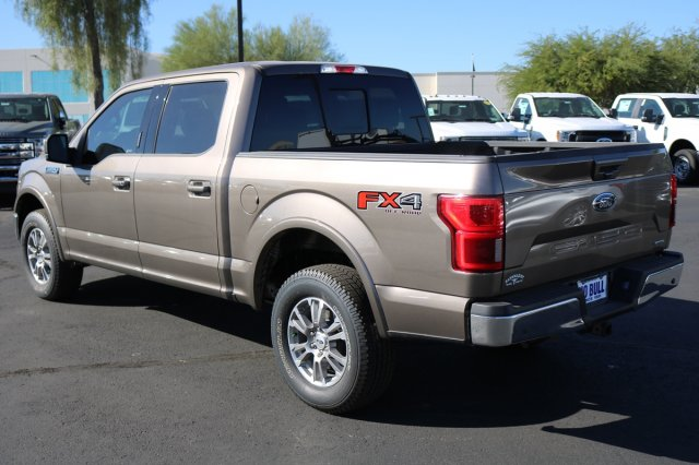 2019 F-150 SuperCrew Cab 4x4, Pickup #FK1567 - photo 2