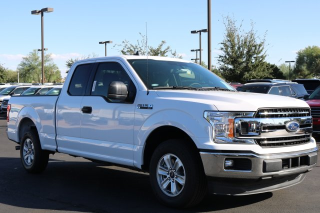 2019 F-150 Super Cab 4x2, Pickup #FK1589 - photo 4