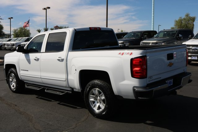 2017 Silverado 1500 Crew Cab 4x4, Pickup #FK1602A - photo 1