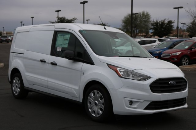 2019 Transit Connect 4x2,  Empty Cargo Van #FK163 - photo 4