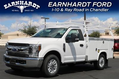 2019 F-250,  Royal Service Body