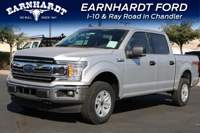 2019 F-150 SuperCrew Cab 4x4, Pickup #FK1735 - photo 1
