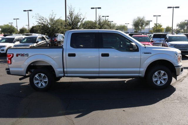 2019 F-150 SuperCrew Cab 4x4, Pickup #FK1735 - photo 5