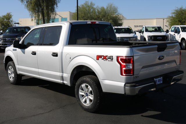 2019 F-150 SuperCrew Cab 4x4, Pickup #FK1735 - photo 2
