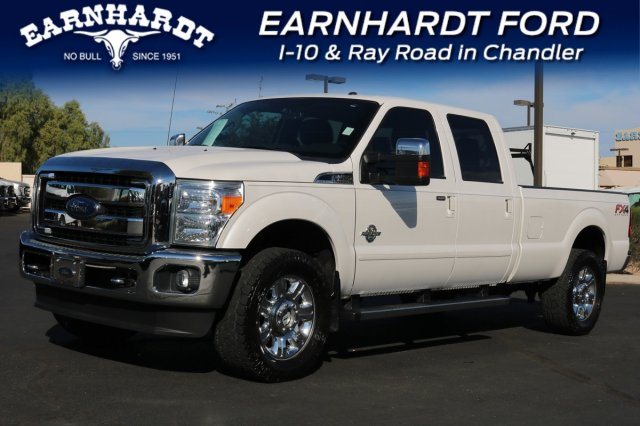 2016 F-350 Crew Cab 4x4, Pickup #FK1751A - photo 1