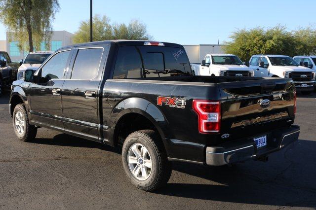 2019 F-150 SuperCrew Cab 4x4, Pickup #FK1786 - photo 2