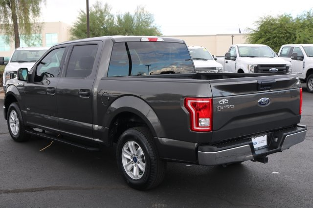 2017 F-150 SuperCrew Cab 4x2, Pickup #FK1966A - photo 1