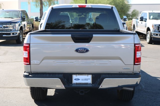 2018 F-150 SuperCrew Cab 4x4,  Pickup #FK1974A - photo 7