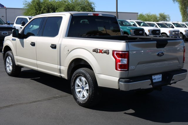 2018 F-150 SuperCrew Cab 4x4,  Pickup #FK1974A - photo 2