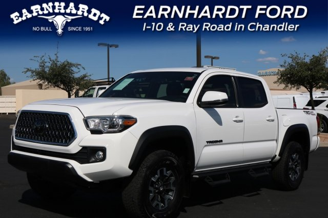 2018 Tacoma Double Cab 4x2, Pickup #FK2061A - photo 1