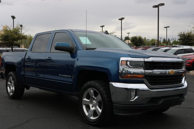 2016 Silverado 1500 Crew Cab 4x4, Pickup #FK2289A - photo 4