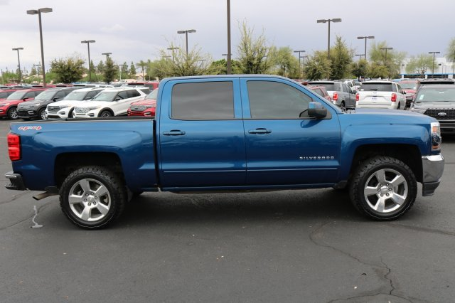2016 Silverado 1500 Crew Cab 4x4, Pickup #FK2289A - photo 5
