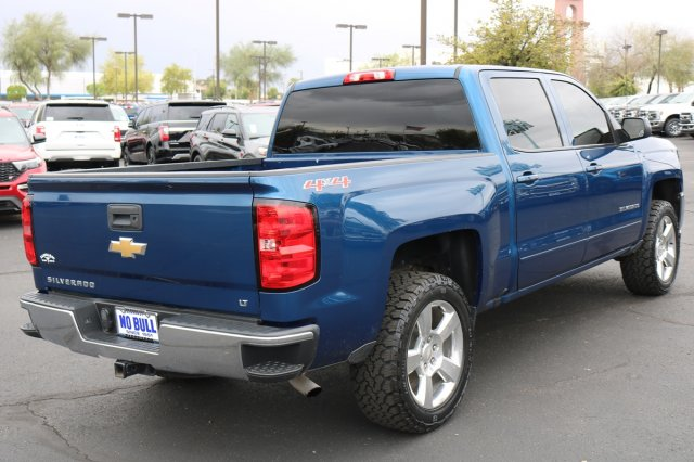 2016 Silverado 1500 Crew Cab 4x4, Pickup #FK2289A - photo 6