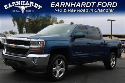 2016 Silverado 1500 Crew Cab 4x4, Pickup #FK2289A - photo 1
